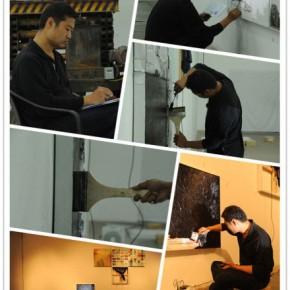 15 Days: A Collaborative Work 21 Shi Jin