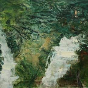 Big Splash by Tu Hongtao, 2010; Oil on Canvas, 180×230cm