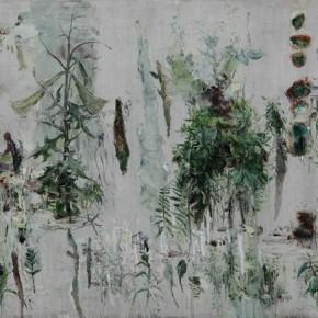 Herbs by Tu Hongtao, 2010; Oil on Canvas, 200×300cm