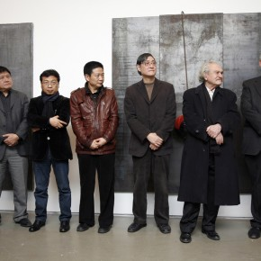 Honorable Guests at the Ceremony of Translating China; Photo: Hu Zhiheng/ CAFA ART INFO