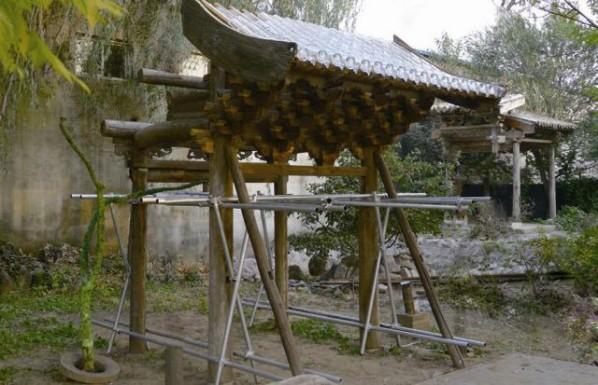 No.1(Series,Demolished Pavilion)