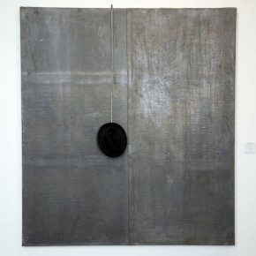 Translating China –Solo Exhibition of Mr. Jannis Kounellis 07; Photo: Hu Zhiheng/ CAFA ART INFO