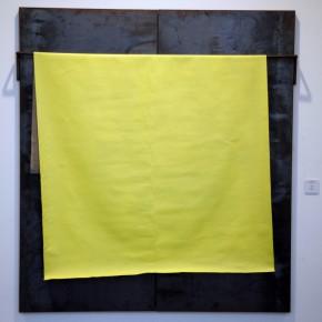 Translating China –Solo Exhibition of Mr. Jannis Kounellis 09; Photo: Hu Zhiheng/ CAFA ART INFO