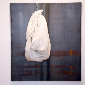 Translating China –Solo Exhibition of Mr. Jannis Kounellis 11; Photo: Hu Zhiheng/ CAFA ART INFO