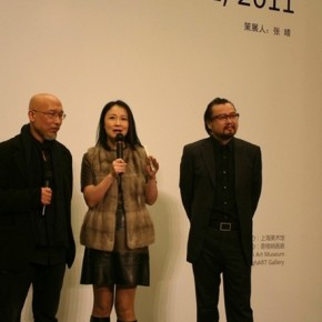 02 Opening Ceremony of Zhang Enli Solo Exhibition