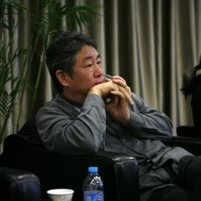 08 Tan Ping, Vice-president of CAFA was listening to the presentations.