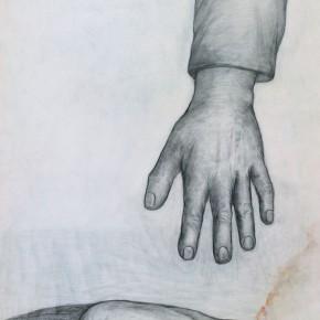 08 Hoo Mojong-Want, 1970; Pencil, 65x46cm