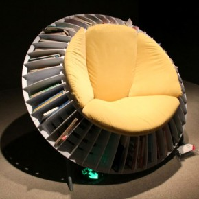 "10 ""50 Chairs"" International Exhibition of Works of Famous Designers"