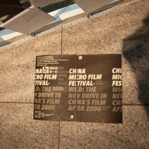 12 Brochures of China Micro Film Festival•Wild:New Drive in China's Films After 2000