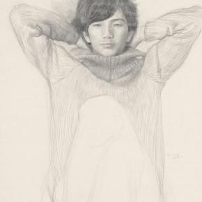 12 Self-portrait of Han Xin, 1975