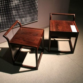 "19 ""50 Chairs"" International Exhibition of Works of Famous Designers"