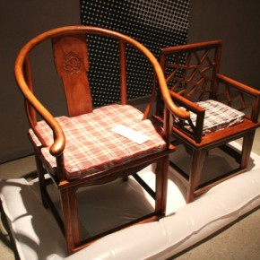 "27 ""50 Chairs"" International Exhibition of Works of Famous Designers"