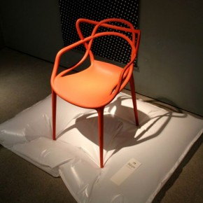 "32 ""50 Chairs"" International Exhibition of Works of Famous Designers"