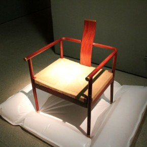 "33 ""50 Chairs"" International Exhibition of Works of Famous Designers"