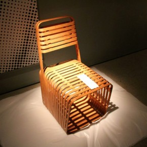 "35 ""50 Chairs"" International Exhibition of Works of Famous Designers"