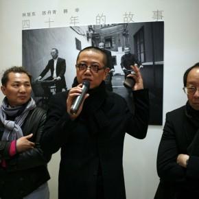 Interview Scene 04-Han Xin, Chen Danqing and Lin Xudong