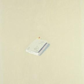 "Wang Yuping, ""Big Ship"", oil painting and acrylic, 200 x 110 cm, 2009"