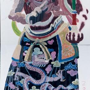 "Wang Yuping, ""Buddha's Warrior Attendant- Ha"""