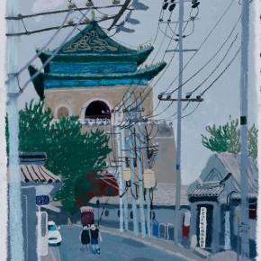 """Wang Yuping """"Ling Dang Hutong"""" 290x290 - Wang Yuping"""