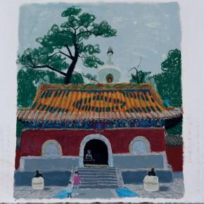 """Wang Yuping """"North Sea No.8"""" 290x290 - Wang Yuping"""