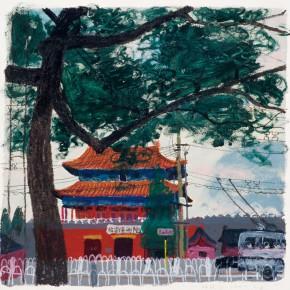 """Wang Yuping, """"Shen Wu Men No.1"""""""