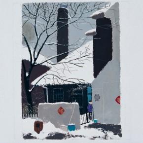 """Wang Yuping """"Snow No.2"""" 290x290 - Wang Yuping"""