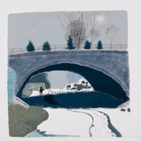 """Wang Yuping """"Snow No.4"""" 290x290 - Wang Yuping"""
