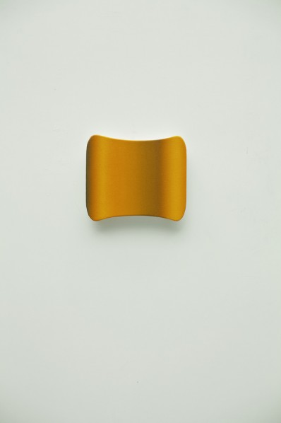~Yellow by Chen Wenji, 2011; Board,Oil on linen, 25x29.5cm