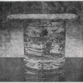 05 Kang Jianfei-Art as Media, 2010; printmaking, 109cm×170cm