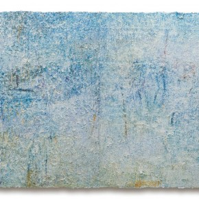 18 Tang Chenhua-Spread Curve in C Minor No. 3, 2011; pastels on handmade silk paper, 200×280cm
