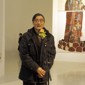2011 Annual Nominated Exhibition of Plastic Arts 12-President of the Central Academy of Fine Arts, Pang Gongkai