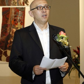 2011 Annual Nominated Exhibition of Plastic Arts 14-Head of Kunming Yuansheng Institute of Cultural Property Exchange, Yue Xin