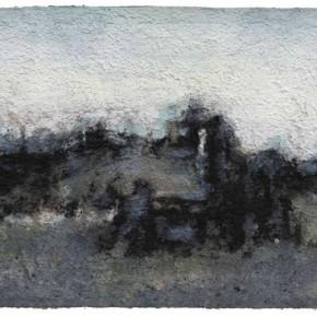 23 Zhou Jirong-Hometown, 2011; Pulp Synthesis, 100x200cm