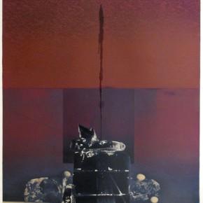 30 AZUMAYA TAKEMI- Eclipse 011-1, 2011; lithographs, 100×70cm