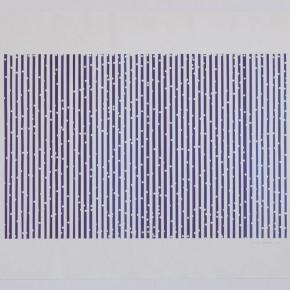41 RaindropsPolka Dots, 2011; 109.5×79cm