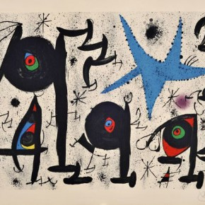 Dedicate to Joan Miro