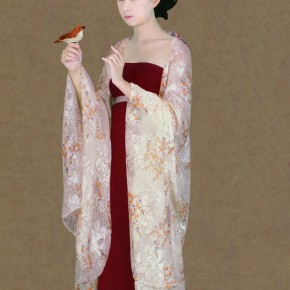 Kang Da-Lady Wearing Floral Hairpin 03