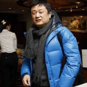 09 Mr. Zhao Li, Art Theorist