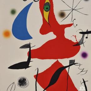 Song of Joan Miro