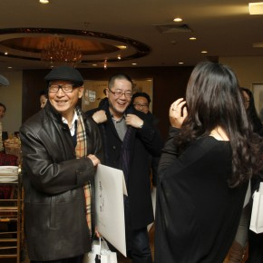 12 The Ending of New Year Press Banquet of CAFA ART INFO