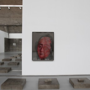 Zhang Xiaogang: The Records--Exhibition Review at Pace Beijing 18