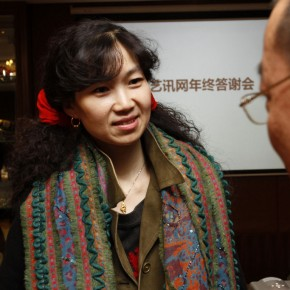 08 Zheng Qinyan, Host of Arts Education Column of CAFA ART INFO