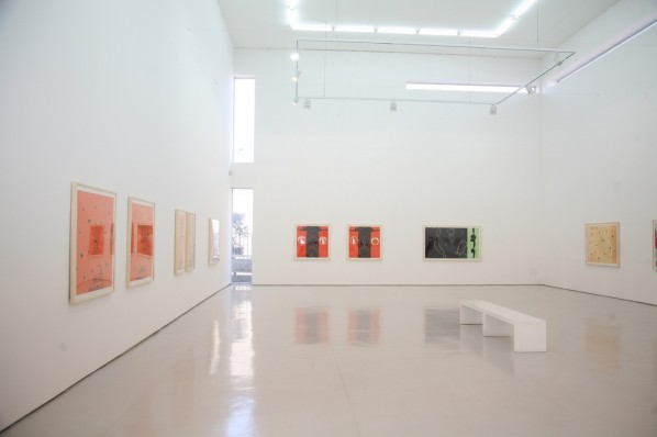 Exhibition View 01; Photo: Wu Qiong/Press Department of CAFA