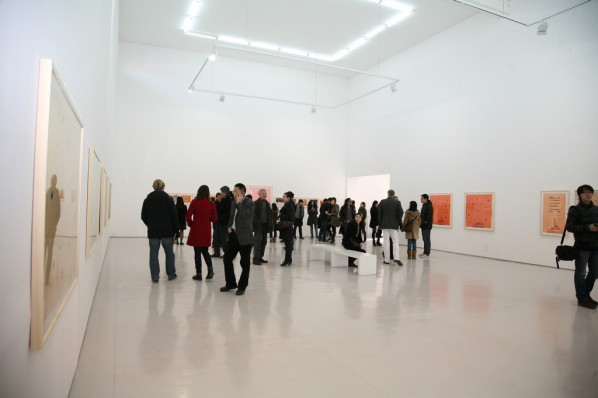 Exhibition View 02; Photo: Wu Qiong/Press Department of CAFA