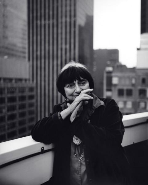Agnès Varda; Photography: Andreas Laszlo Konrath