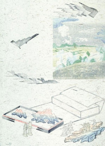 Wang Chao's Work