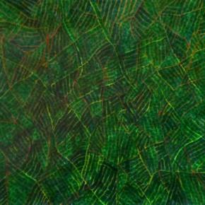 06 Jiang Weitao-Work 1008, Oil on canvas, 160 x 140 cm, 2010