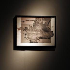 "20 Installation view of ""Manuel Felguérez: Recent Works"""