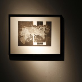 "22 Installation view of ""Manuel Felguérez: Recent Works"""