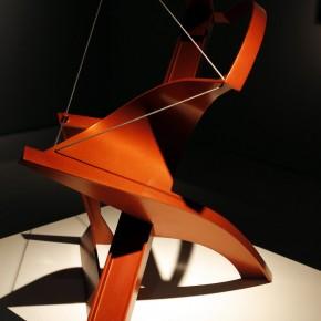"27 Installation view of ""Manuel Felguérez: Recent Works"""